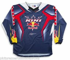 OFFICIAL KINI RED BULL COMPETITION SHIRT MX JERSEY MOTOCROSS ENDURO KTM EXC300