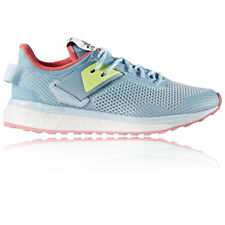 Adidas Response 3 Womens Blue Running Road Sports Shoes Trainers Pumps