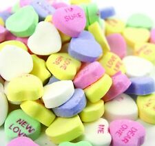 YANKEETRADERS Necco Classic Conversation Hearts Candy -2 Lbs