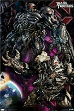 TRANSFORMERS ~ DARK OF MOON DECEPTICONS DUO ~ 22x34 MOVIE POSTER Shockwave