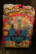 SHOPKINS Season 1 Frozen 12 Pack With Popsi Cool - Hidden Pink Kookie & Mandy
