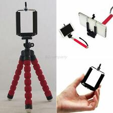 Hot Flexible Octopus Stand Tripod Mount Phone Holder for iPhone Digital Camera