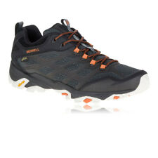 Merrell Moab FST Mens Gore Tex Outdoors Walking Hiking Sports Shoes Pumps