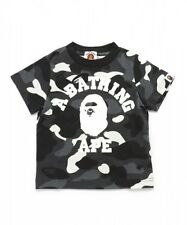 A BATHING APE CITY CAMO COLLEGE TEE BAPE Kids Reflective T-shirt New From Japan