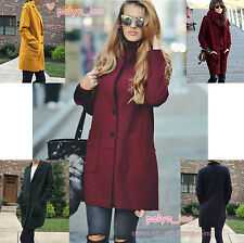 Last_ NWT ZARA WOOL COAT WITH PATCH POCKETS Ref. 8073/245_ALL COLOR_ALL SIZE