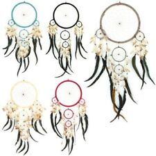 LARGE Dream Catcher Feather Hanging Decoration Native American Dreamcatcher