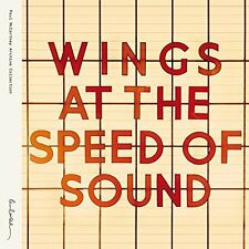 PAUL MCCARTNEY & WINGS - AT THE SPEED OF SOUND (GATE) NEW VINYL