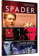 JAMES SPADER TRIPLE FEATURE: NEW KIDS STORYVILLE NEW DVD
