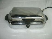 Vintage Sears Roebuck 660 Watts Kenmore Waffle Iron Model 307-66182