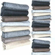 Natural colour Cashmere Pashmina Shawl Scarf Wrap Soft Light Hand Made in Nepal