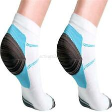 Mens Compression Sports Socks/Hose Plantar Fasciitis Heel Arch Pain Relieving