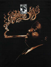 Notorious BIG Biggie Smalls FOREVER T-Shirt Cigarr Cigar XL XXL XXXL
