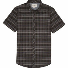 Billabong Men Roadhouse Shirt Short Sleeve Large M506EROA