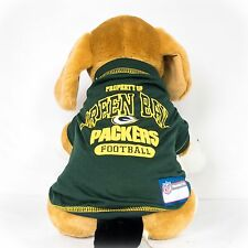 Green Bay Packers Dog Shirt NFL Football Officially Licensed Quality Product