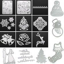 Metal Cutting Dies Stencil Scrapbook Card Album Paper Embossing DIY Craft Decor