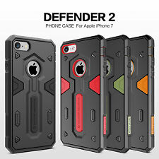 New For iPhone 7 / 7 Plus Original NILLKIN Shockproof Armor Hard Back Case Cover