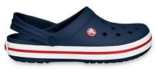 MEN'S UNISEX SHOES FLIP SANDALS CROCS CROCBAND [11016 NAVY]