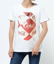 A BATHING APE [COCA-COLA BAPE] COCA COLA APE TEE # 2 Womens T-shirt From Japan