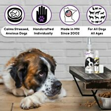 THE BLISSFUL DOG SAINT BERNARD RELAX DOG AROMATHERAPY FOR STRESSED ANXIOUS DOGS