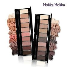 """Holika"" Pro:Beauty Personal Eyes Palette 10 Colors - Sun Kissed & Moon Kissed"