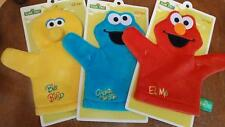 Gund's Sesame Street Elmo, Big Bird, or Cookie Monster Mini Puppet