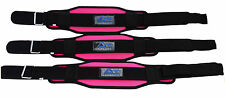 AUSTODEX LADIES WOMENS WEIGHT LIFTING POWER BODYBUILDING BACK SUPPORT GYM BELT
