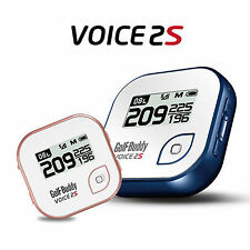 Golf Buddy VOICE 2S High performance GPS Rangefinder 2 Colors