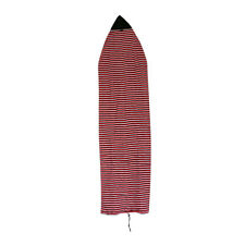 "6'0"", 7'0"" Shortboard Surfboard Sock, Surf Thruster Board Storage Cover Case Bag"