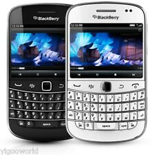 Unlocked BlackBerry 9900 Bold Touch 8GB Mobile Smartphone 5MP BLACK WHITE