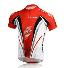 Professional Cycling Top Bike Short Sleeve Clothing Bicycle Jersey Shirt M-XXL