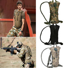 Durable 3L Water Bladder Bag Hydration Backpack Camelbak Pack Hiking Camping