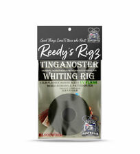 8 whiting Rig Fishing Rigs Bait 30lb Value Pack king George  Hook Leader