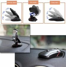 Universal 360 In Car Dashboard GPS Mount Mouse Holder Stand Cradle Cell Phone HB