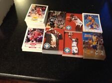 lot of 400 basketball HOF 1990-95 including Pippen Magic Malone Barkley