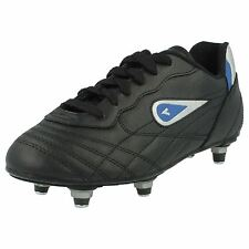 Boys Mitre Screw In Football Boots *Galaxy*