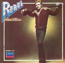 JOHN MILES - Like New CD - Rebel
