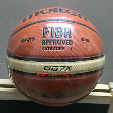 Official Molten Basketball GG6 GG7 GG7X PU Size 7 Indoor Outdoor Ball FIBA Use