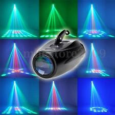 10W 64LED RGBW Auto Crystal Laser Stage Light Xmas Club Party Disco Light Lamp