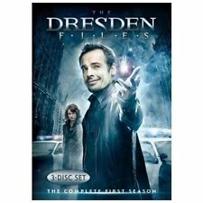 The Dresden Files - Season 1 (DVD, 2007, 3-Disc Set)
