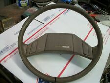 80s early 90s Nissan D21 Steering Wheel with Horn button