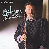 Serenade by James (Flute) Galway (CD, Jan-1989, RCA Victor Red Seal)#1A