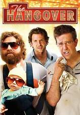 The Hangover (DVD, 2009) Brand NEW Fast Free Shipping Too Funny