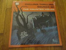 DISNEYLAND  CHILLING, THRILLING SOUNDS OF THE OF HAUNTED HOUSE LP SEALED MINT
