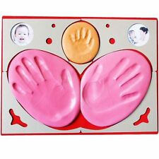 DIY Reusable BABY PRINT INK PAD Footprint Handprint Kids Prints Christening Gift