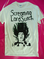 Screaming Lord Sutch t-shirt seditionaries punk rock style Too Fast To Live
