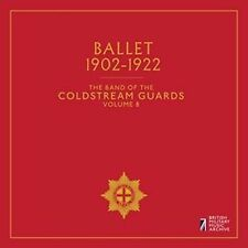 DELIBES /  BAND OF THE COLDSTREAM GUARDS - BAND OF COLDSTREAM GUARDS 8: NEW CD