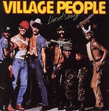 Live and Sleazy by The Village People (CD, May-1994, Rebound Records)