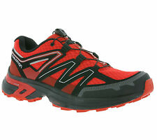 NEW Salomon Wings Access Men's Shoes trail-running shoes Trainers Red SALE