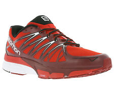 NEW Salomon X-Scream Foil Shoes Men's Running Shoes trail-running shoes Red