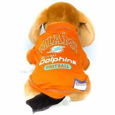 Miami Dolphins Dog Shirt NFL Football Officially Licensed Quality Product
